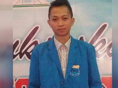Mantan Ketua PMII Kabupaten Sumbwa Barat, Abdul Gaffar.