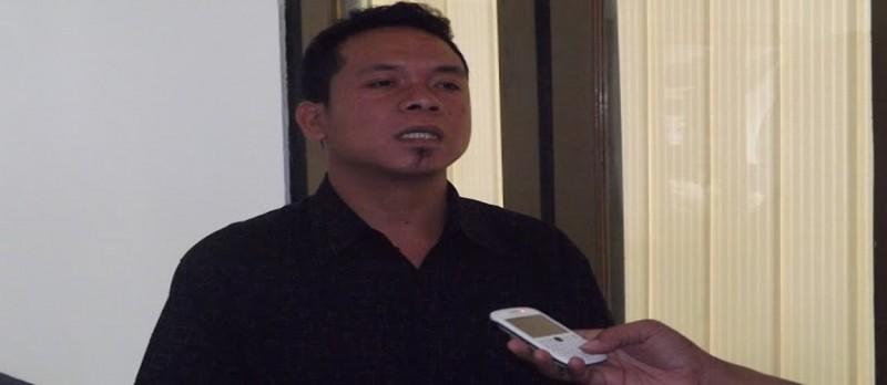 Ketua Bawaslu Kabupaten Bima, Abdullah SH